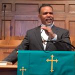 Rev. Kenneth Hicks Preaches at 16th Street Baptist Church